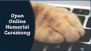 Open Online Memorial Ceremony